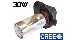 Antibrouillard led HB4 (9006) - 30 Watts - CREE - Blanc 6000K