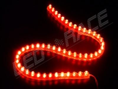 Ruban Led flexible - Etanche - 12v - Rouge