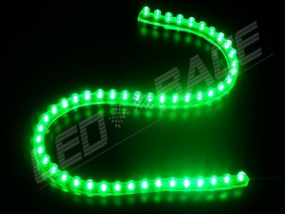 Ruban Led flexible - Etanche - 12v - Vert