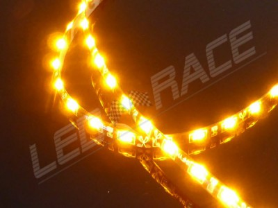 Kit Ruban Led Sideview - Leds smd 335 - Orange