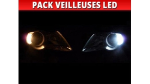 Pack veilleuses led BMW Série 1 - E81-82-87-88