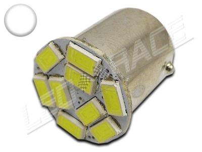 Ampoule R5 - R10W - 10 leds smd 5630 - Blanc 6000K