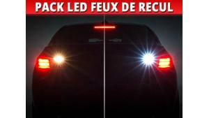 Pack ampoule led feux de recul Renault Twingo 2 - Phase 1