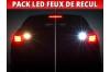 Pack led feux de recul pour Renault Twingo 2
