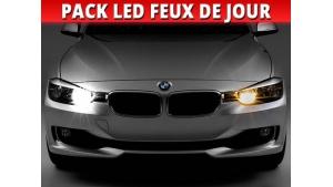 Pack feux de jour led Dacia Logan II