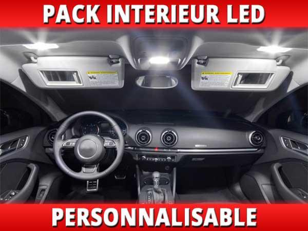 Pack interieur led pour renault talisman for Interieur renault talisman