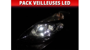 Pack veilleuses led Renault Clio 3