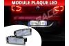 Pack modules plaque LED Renault Megane 4