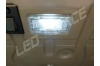 Plafonnier 10 leds smd 5630 - avec adaptateurs - Blanc 6000k