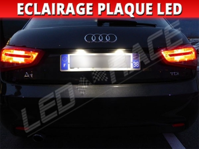 Pack led plaque Audi A1