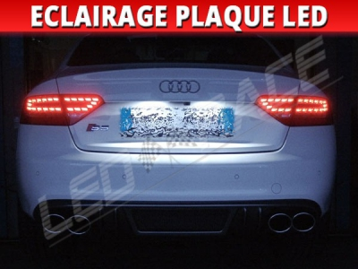 Pack led plaque Audi A5