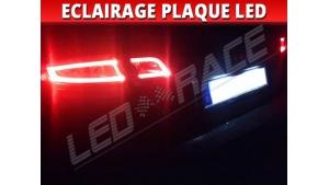 Pack led plaque Audi A6 C7