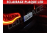 Pack led plaque Audi Q7