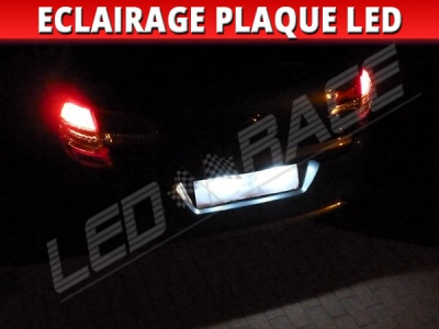 Pack led plaque Citroën C4 II