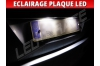 Pack led plaque citroen C4 Picasso 1