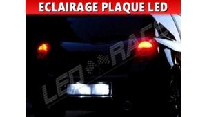 Pack led plaque Renault Clio 3