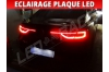 Pack led plaque renault talisman