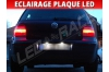 Pack led plaque Volkswagen Golf 4