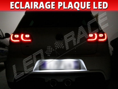 Pack led plaque Volkswagen Golf 6