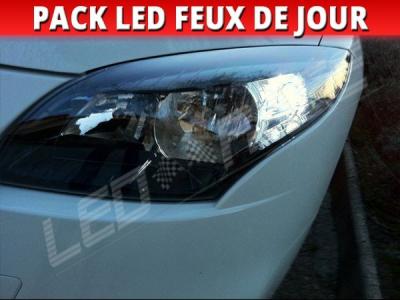 1035245af758d8 Pack feux de jour led Renault Mégane III