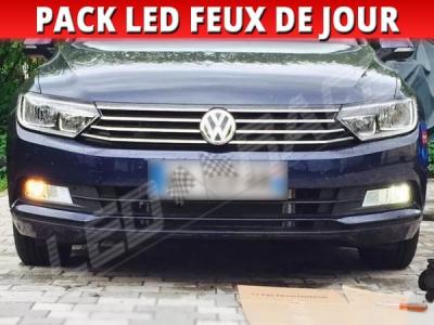 Feux Led Volkswagen De B8 Passat Jour Pack zUMpSV