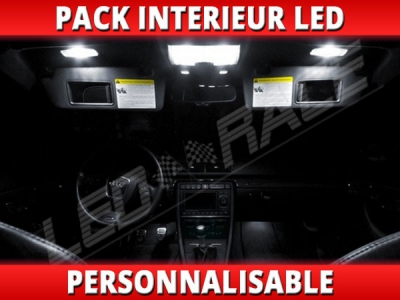 Pack interieur led pour audi a4 b7 avant for Interieur audi a4 avant