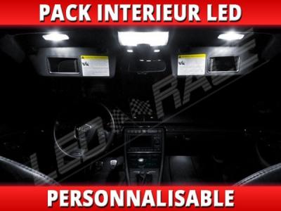 Pack interieur led pour audi a4 b7 avant for Interieur audi a4 avant