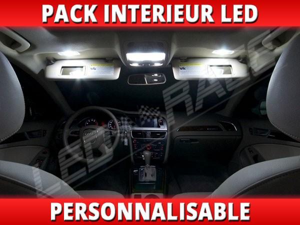 Pack led audi a4 b8 for Interieur audi a4 avant