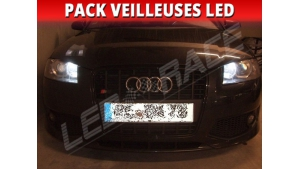 Pack veilleuses led Audi A3 8P