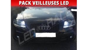 Pack veilleuses led Audi A6 C6