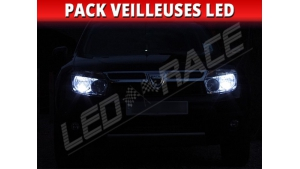 Pack veilleuses led Dacia Duster