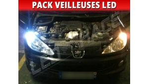 Pack veilleuses led Peugeot 206