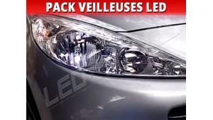 Pack veilleuses led Peugeot 207