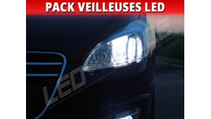 Pack veilleuses led Peugeot 508