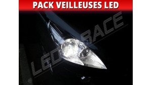 Pack veilleuses led Peugeot 5008