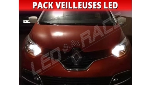 Pack veilleuses led Renault Captur
