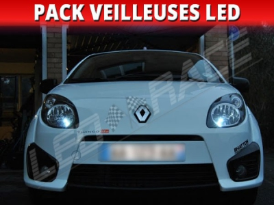 Pack veilleuses led renault twingo 2