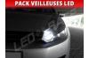 Pack veilleuses led Volkswagen golf 6