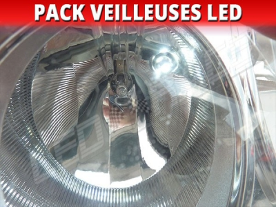Pack veilleuses led Volkswagen polo 4