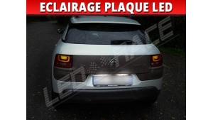 Pack led plaque C4 Cactus