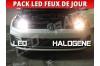 Ampoule led phare haute puissance H15 feu jour route xenon