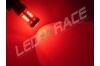 Ampoule Led P21/5W / BAY15D - 12 leds smd - Rouge