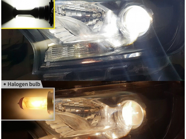 Peugeot Ii Homologuées Pack Led Pour Ampoules Phare 4lsc5jarq3 3008 WEHD2I9