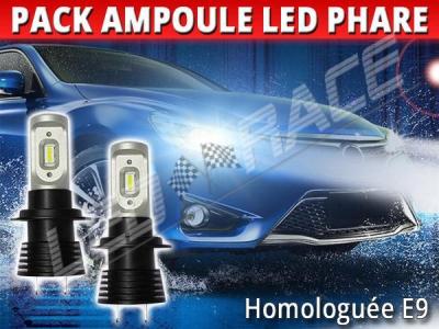 Ii C3 Pour Citroën Homologuées Pack Ampoules Led Phares Lq3j54AR