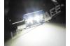 Navette Led 31mm - C3W-5 Watts - Led CREE - radiateur - sans erreur ODB - Blanc 6000K