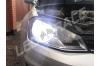 Pack 2 Ampoules LED H7 phare Spécial VW Audi Skoda et Mercedes
