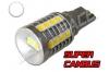 Ampoule Led T15 W16W -Leds 3030 Philips - Blanc 6000K - canbus sans erreur