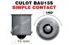 Ampoule Led PY21W / BAU15S Orange Clignotant Super Canbus