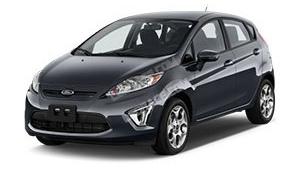 Fiesta VI (2008-2017)