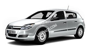 Astra H (2004-09)